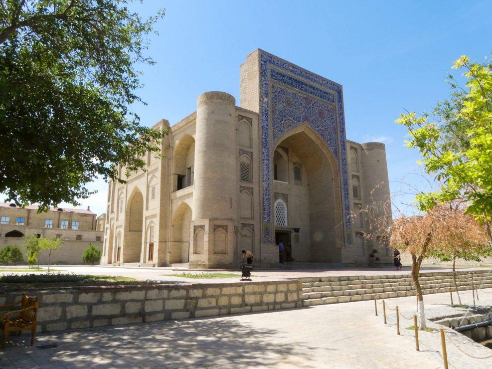 Khanaka in Bukhara