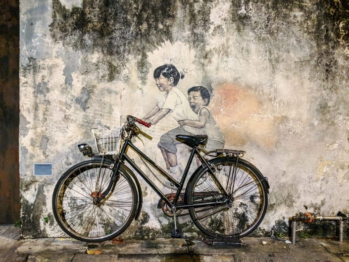 Street Art of George Town