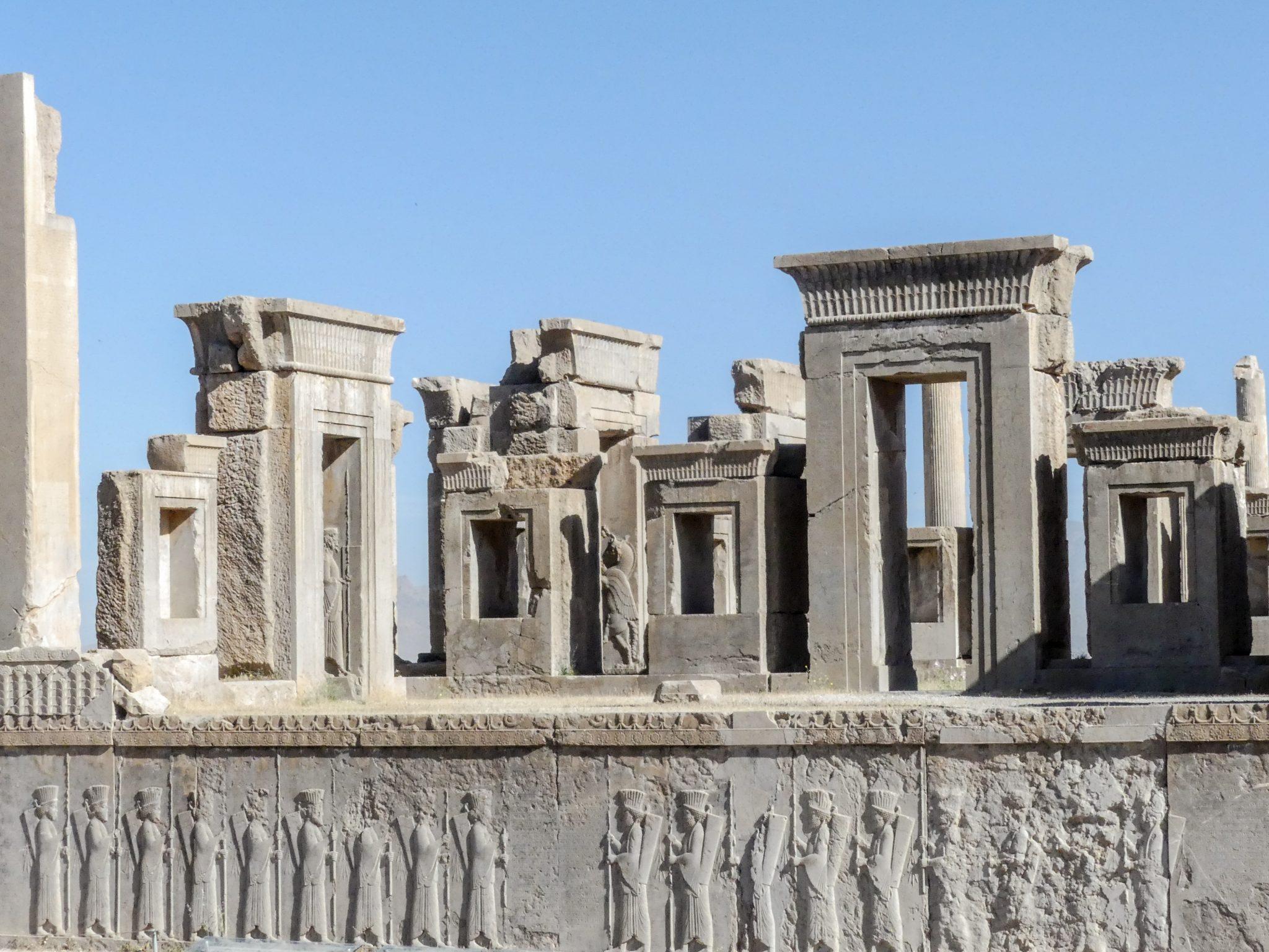 Persepolis Xerxes Palace