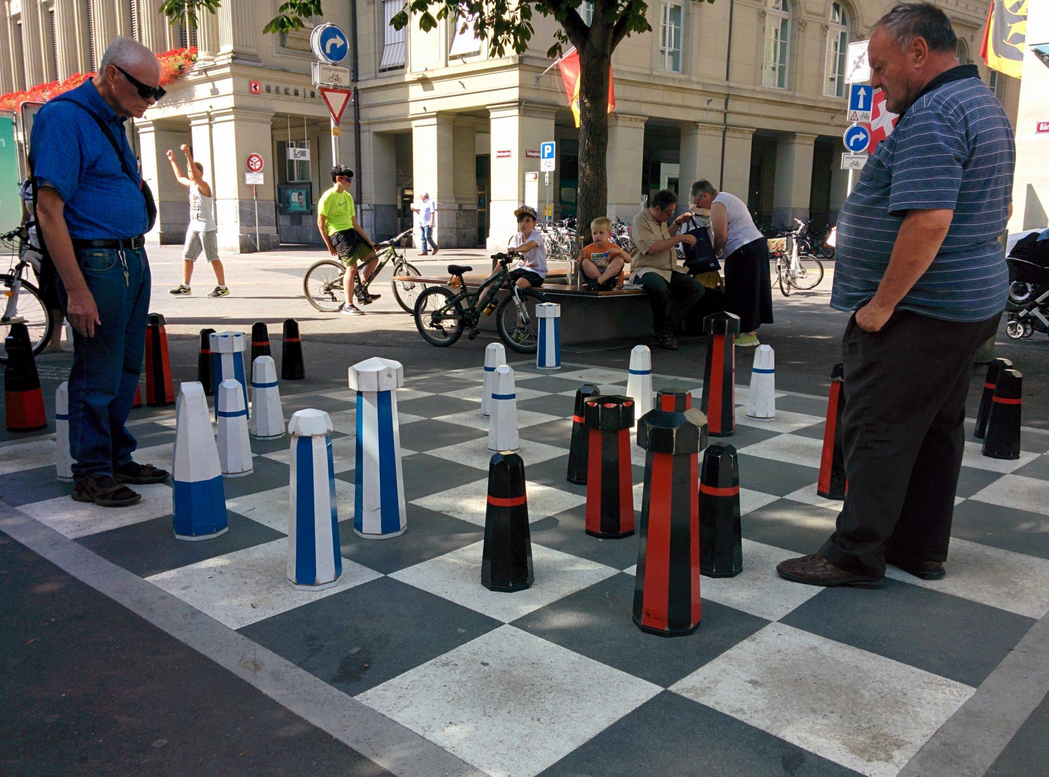 Bern chess