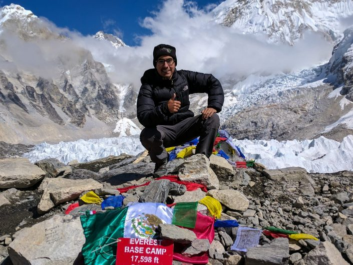 Everest Trek Base Camp