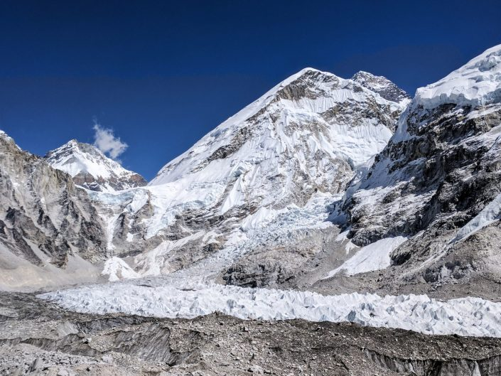 Everest Trek Base Camp Far