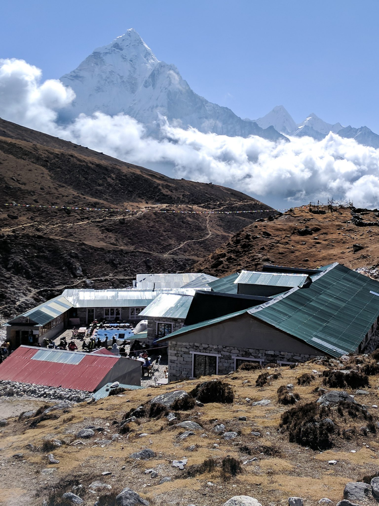 Everest Trek Dukla