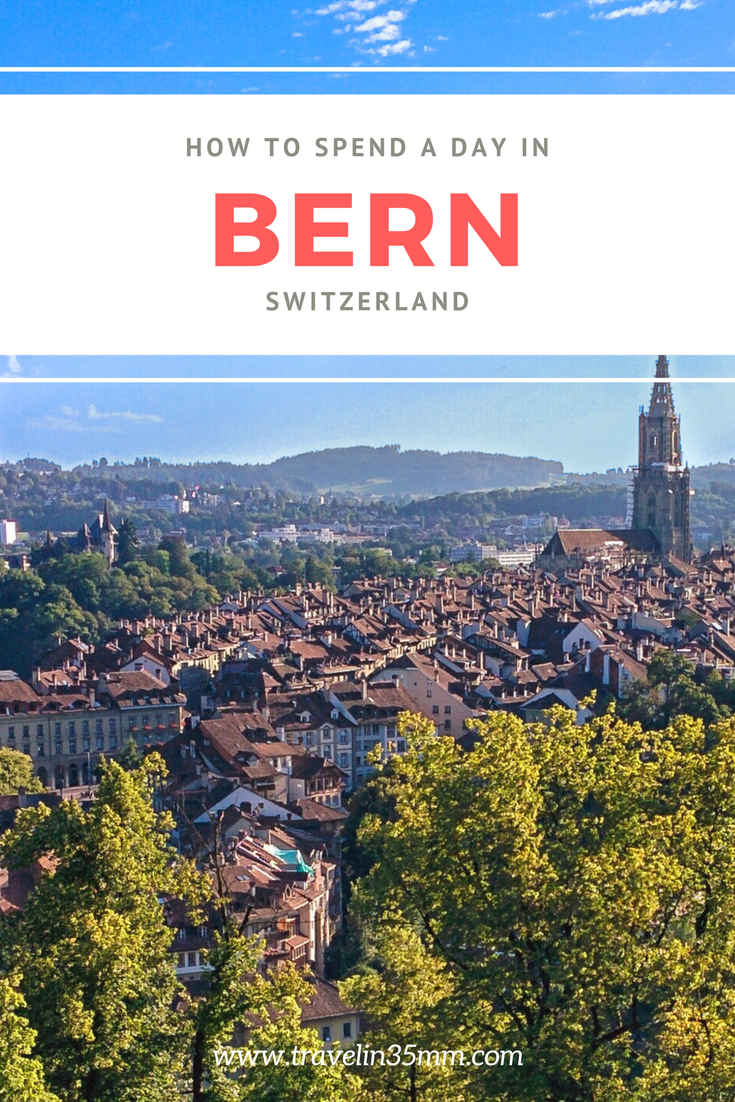 How to Spend a Day in Bern