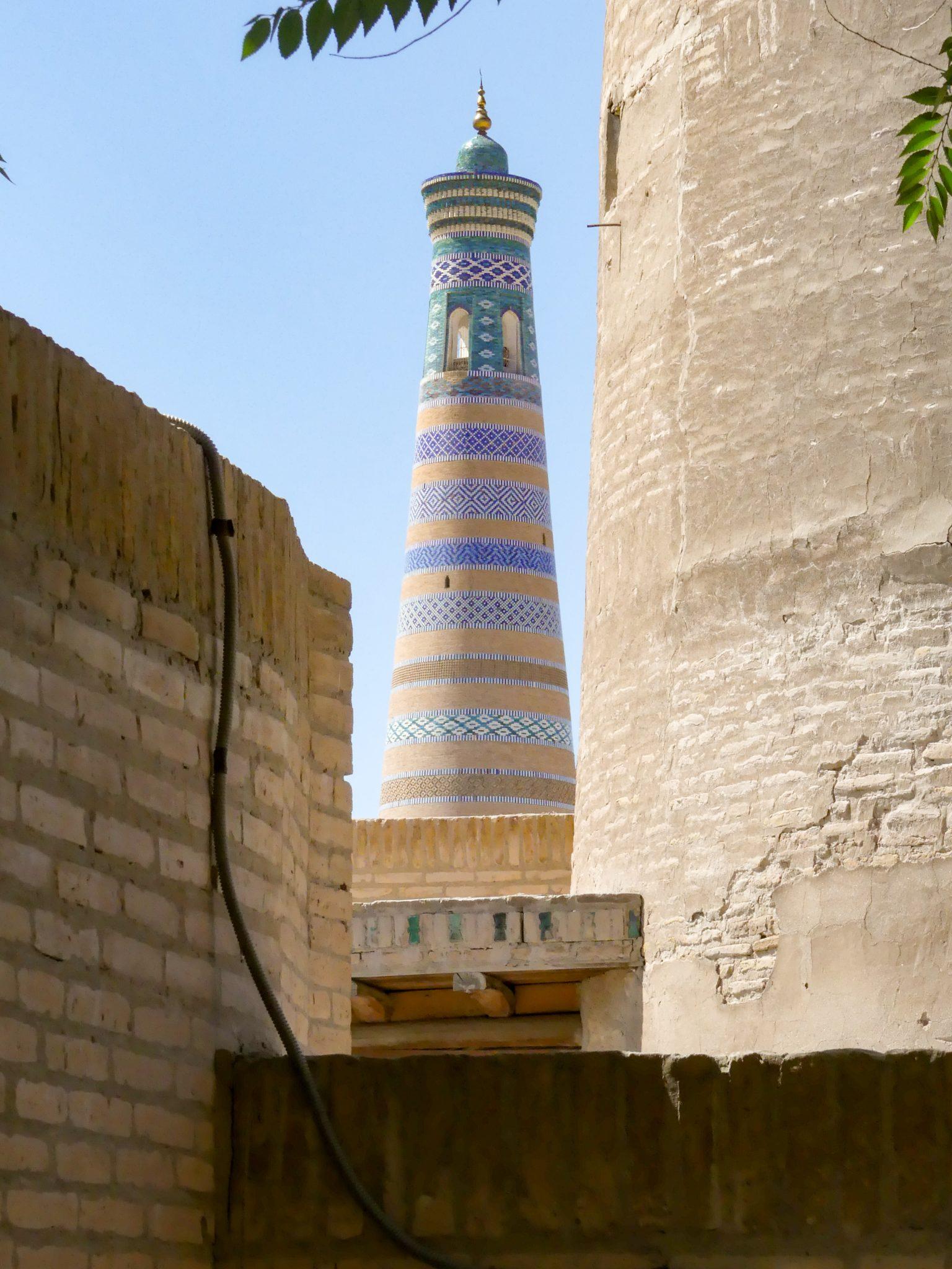 Islam-Khodja Minaret
