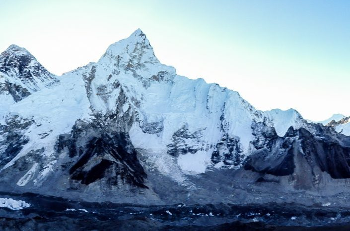 Panorama from Kala Patthar