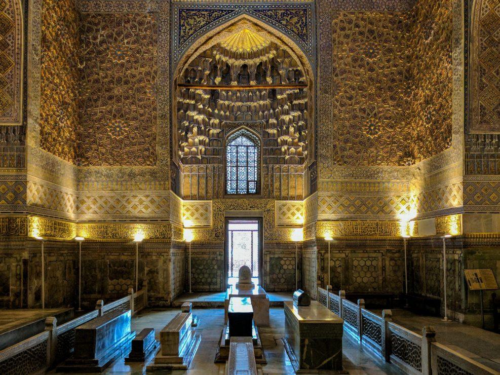 Timur Mausoleum