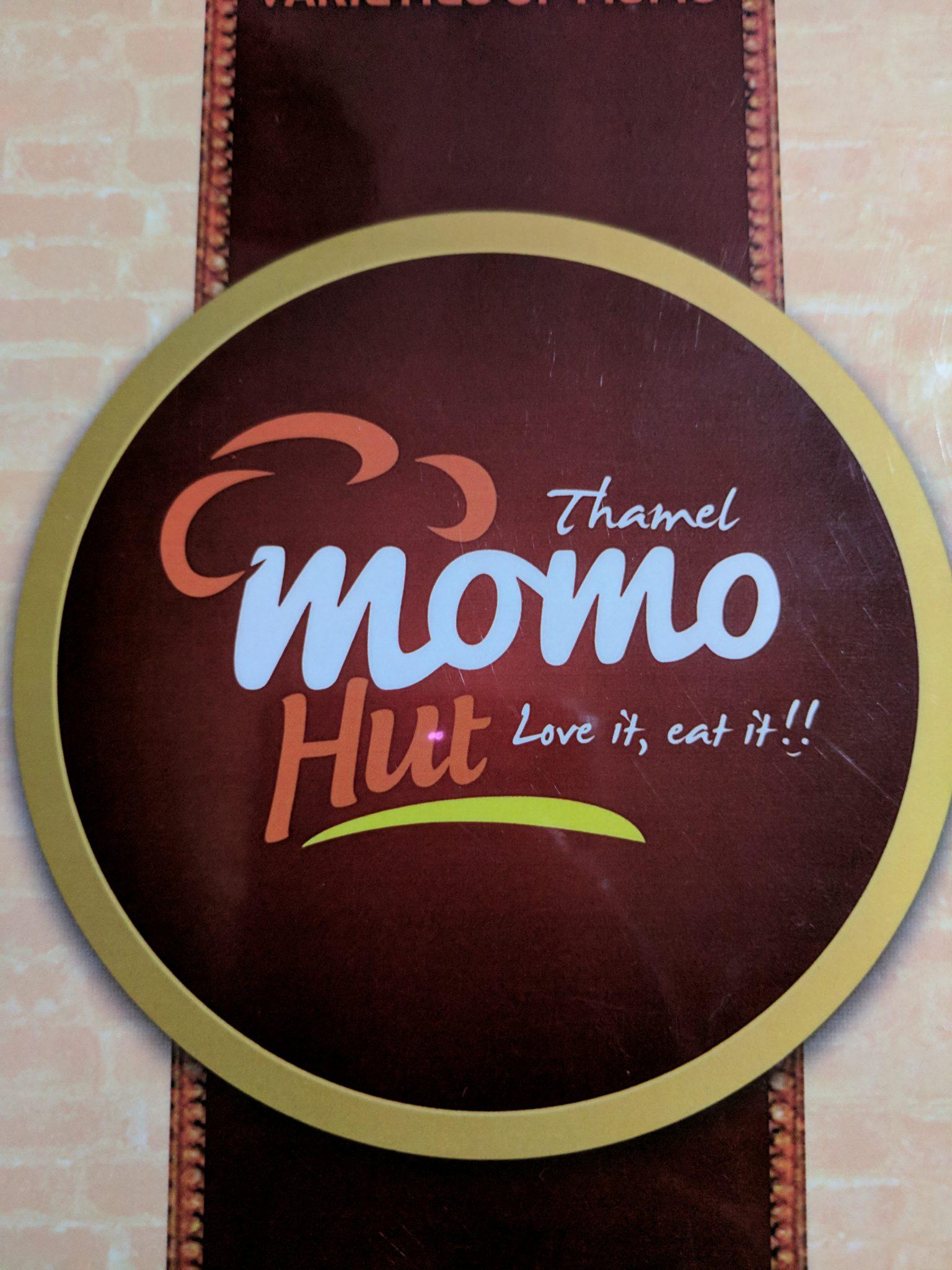 Momo Hut Logo