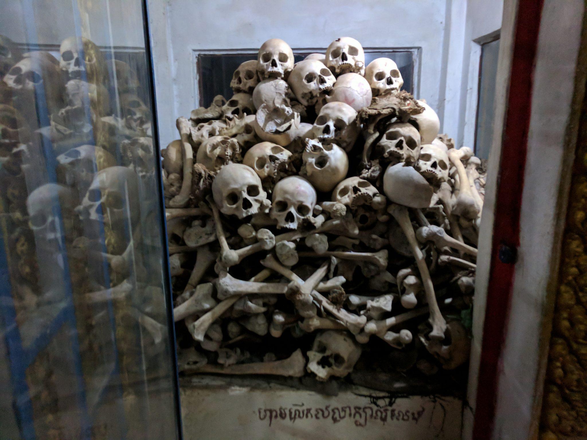 Battambang Killing Cave
