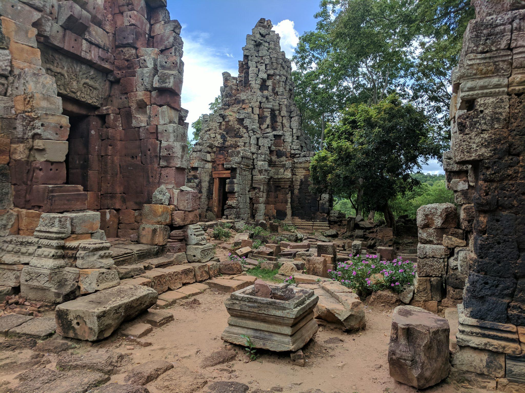 Battambang Wat Banan
