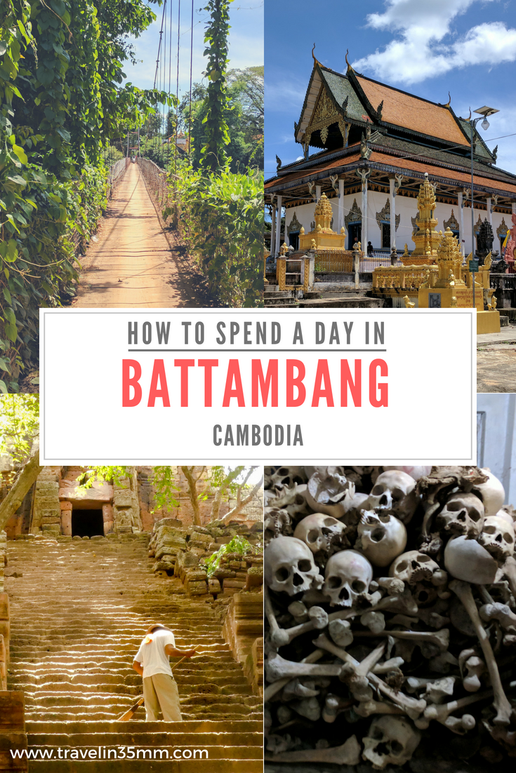 How to spend a day in Battambang
