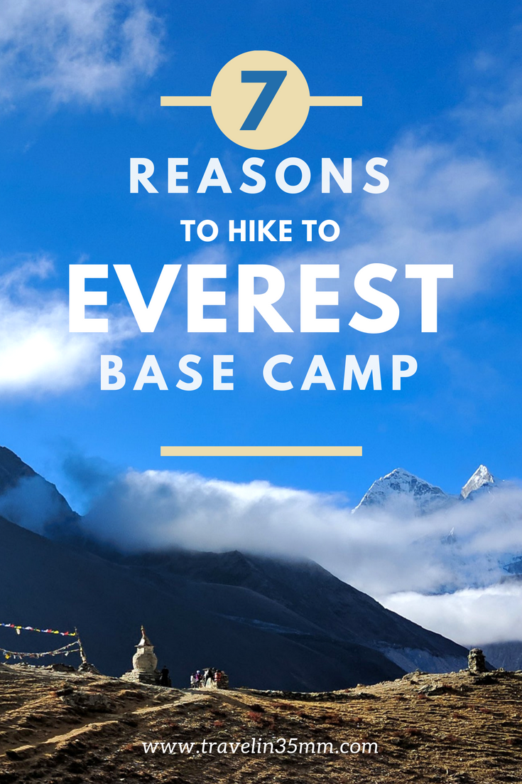 7 Reasons to Hike to Everest Base Camp