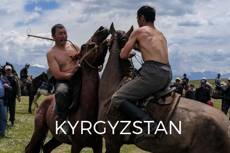 Destinations Kyrgyzstan