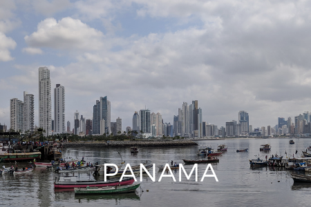Destinations Panama