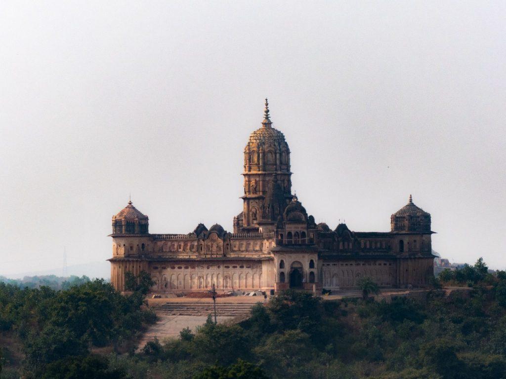 Lakshmi Temple, Orchha